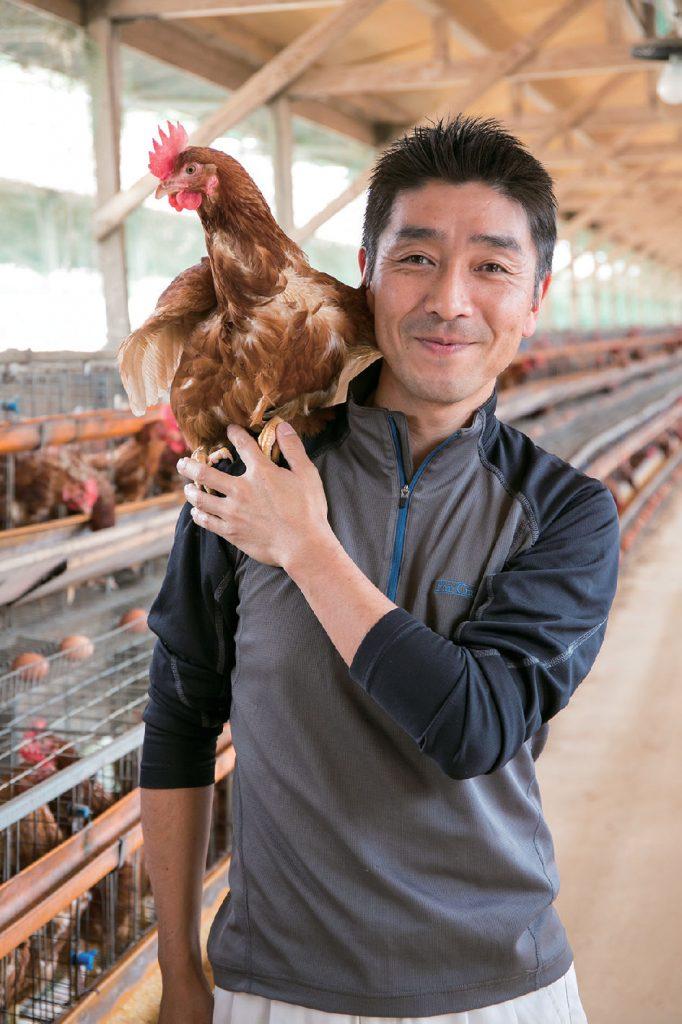 6.高光養鶏場