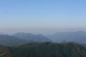 福富_鷹ノ巣山からの眺望